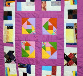 Community Quilt by Linda Jackson